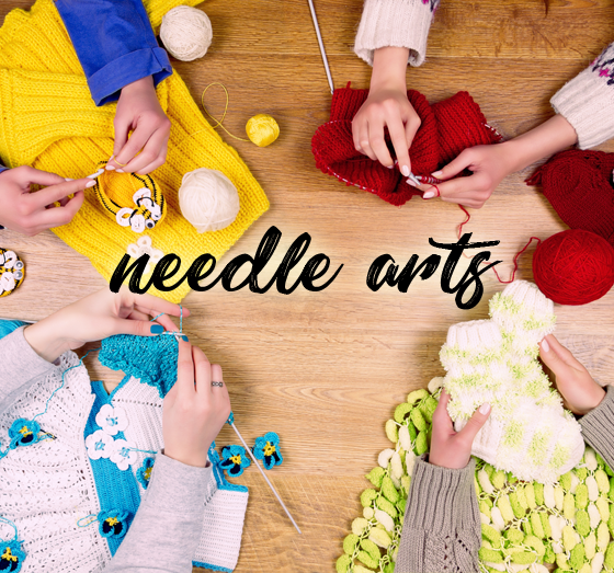 Needle Art Supplies
