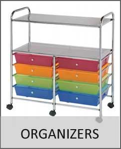 Scrapbooking Organizers