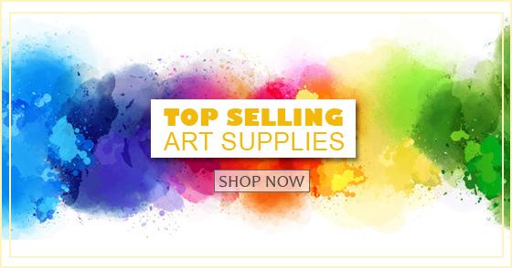 Top Selling Art Supplies